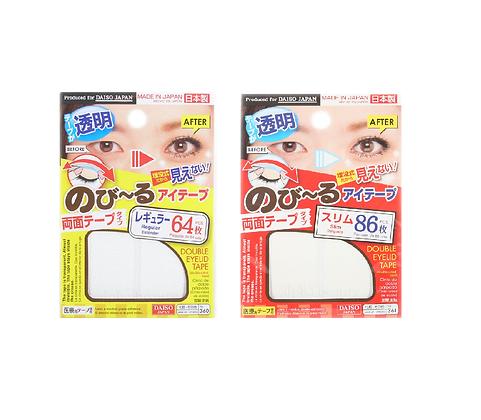 Daiso Double Eyelid Adhesive Tape