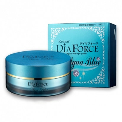 Diaforce Hydro-Gel Eye Patch (Auqa)