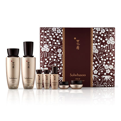 Sulwhasoo Timetreasure Renovating Duo Set