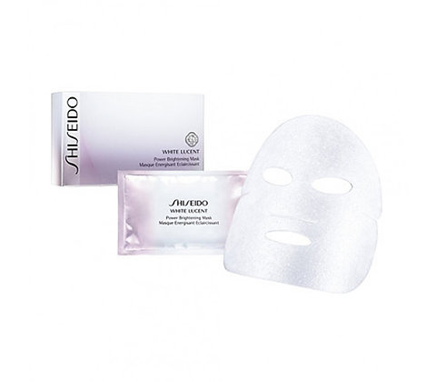 Shiseido 美透白淨電力面膜