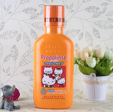 Propolinse Hello Kitty Mouthwash