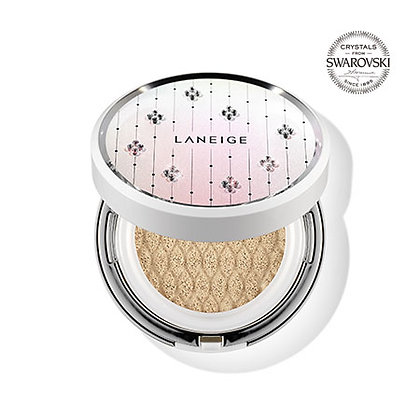 Laneige BB Cushion With Crystals from Swarovski Whitening