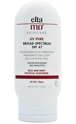elta MD UV Pure Broad-Spectrum SPF 47