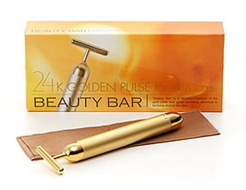 Beauty Bar 24K Golden Pulse For Skin Care