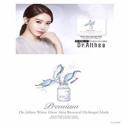 Dr.Althea Water Glow Skin Renewal Hydrogel Mask