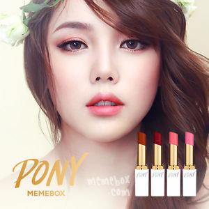PONY Memebox Blossom Lip Color