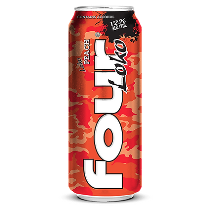 Four Loko Peach