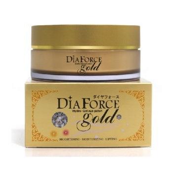 Diaforce Hydeo-Gel Eye Patch (Gold)