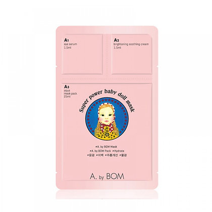 A by BOM 嬰兒面膜