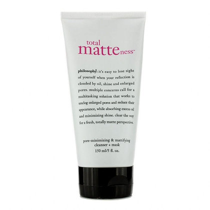 Philosophy Total Matteness Cleanser Mask