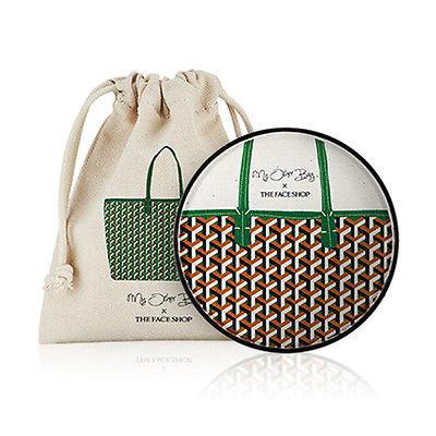 The face shop x my other bag 限量版氣墊 水光保濕