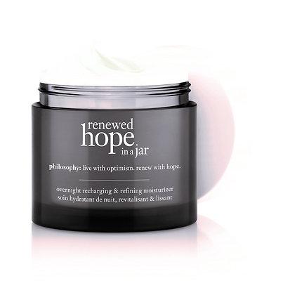Philosophy Renewed Hope In A Jar Night Cream
