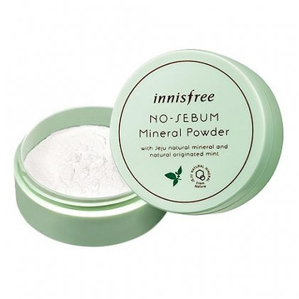Innisfree 控油礦物蜜粉
