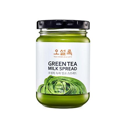 Osulloc Green tea Milk Spread
