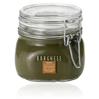 Borghese 礦物營養黑泥緊緻面膜