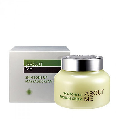 About Me Skin Tone Up Massage Cream