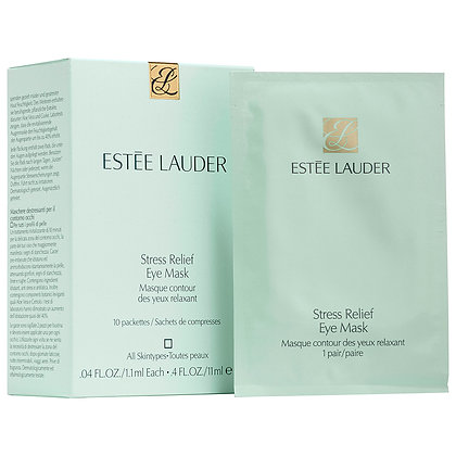 雅詩蘭黛Estee Lauder Stress Relief 舒缓眼膜