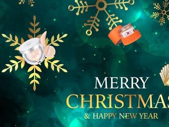 ** MERRY CHRISTMAS ~ **