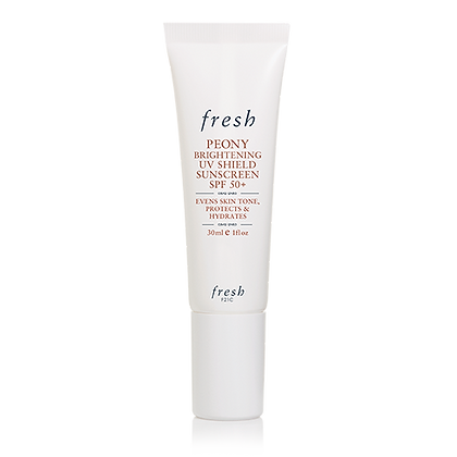 Fresh Peony Brightening UV Shield SPF 50++