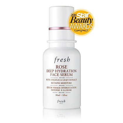 Fresh Rose Deep Hydrating Face Serum