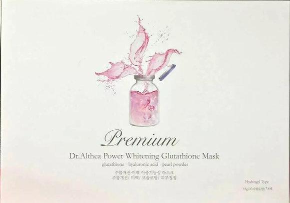 Dr. AltheaPower Whitening Glutathione Mask