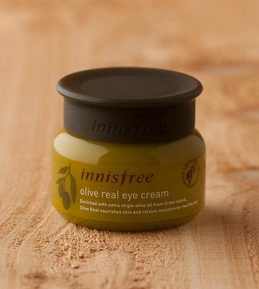 Innisfree 有機橄欖保濕眼霜