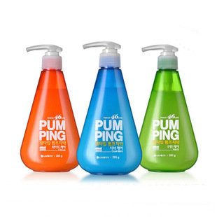 LG PumPing 按壓式液體牙膏