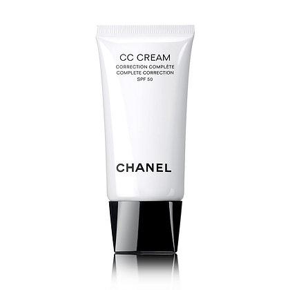 Chanel CC Cream COMPLETE CORRECTION SPF 50 / PA++++