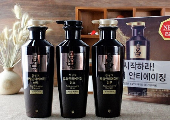 RYO Total Anti-aging Shampoo for normal & dry set