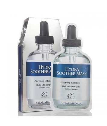 AHC Hydra Soother Cellulose Mask 3