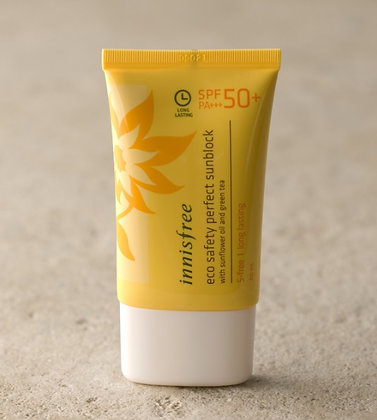 Innisfree Eco Safety Perfect Sunblock SPF50+ PA+++