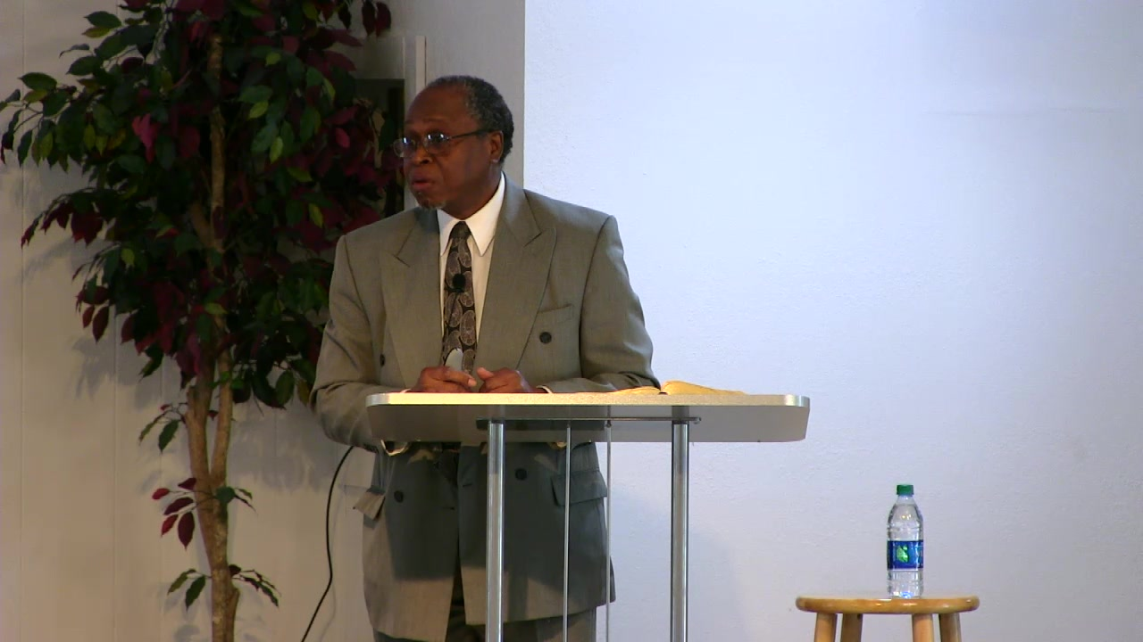 """Amazing Truths Bible Seminar - Lesson 6"" by Pastor James Haynes"