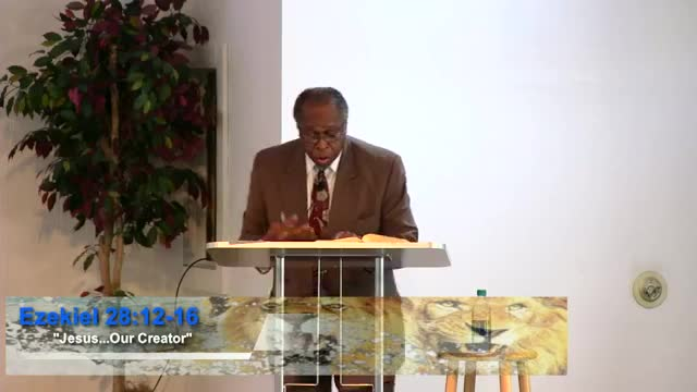 """Amazing Truths Bible Seminar - Lesson 4"" by Pastor James Haynes"