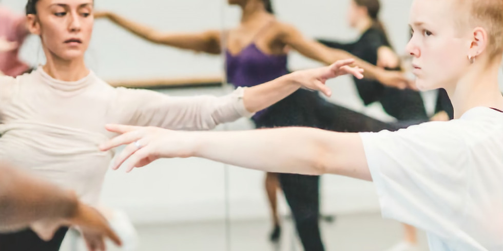 Every Soul Ballet and Contemporary Dance Classes for Young People 16+
