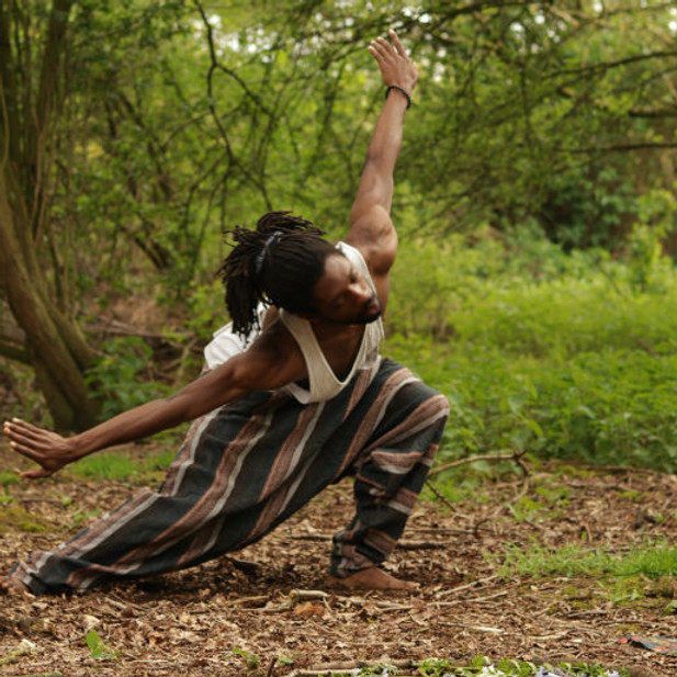Birthing New Earth  Performance by Akeim Toussaint Buck