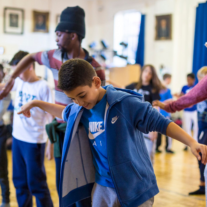 Contemporary Dance Taster with Tavaziva - 12-18 years old