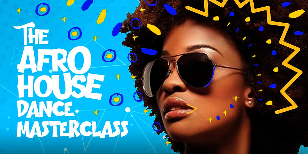 Drums Radio Afro House Masterclass with Milo Santos