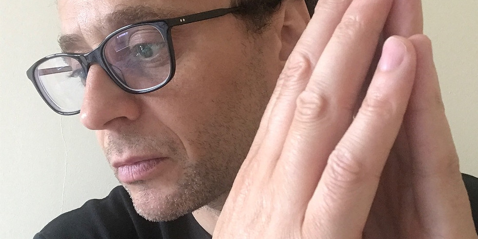 Popping & Mindfulness with Robert Hylton