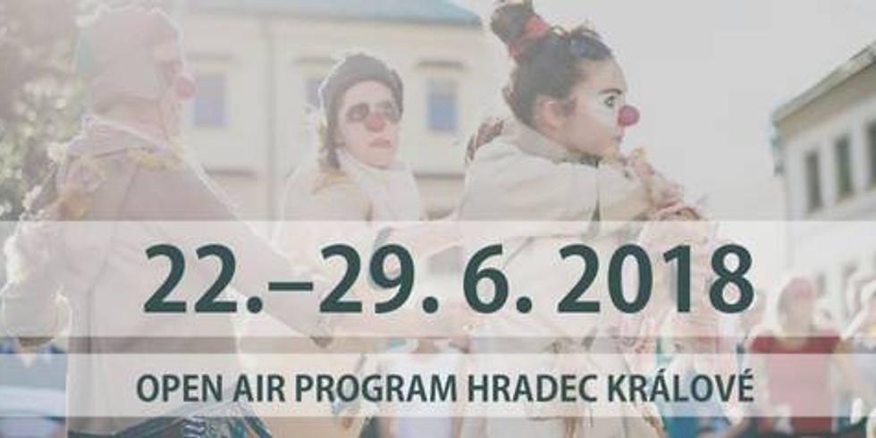 Open Air Divadelní Festival, Hradec Králové