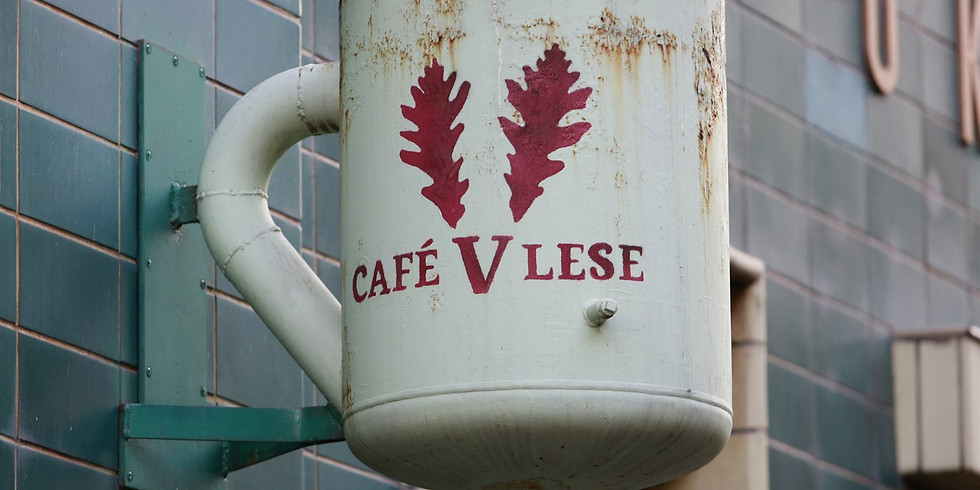 POZOR ZMĚNA TERMÍNU!!!! Cafe v Lese - Terne + Vasilů Rubáš