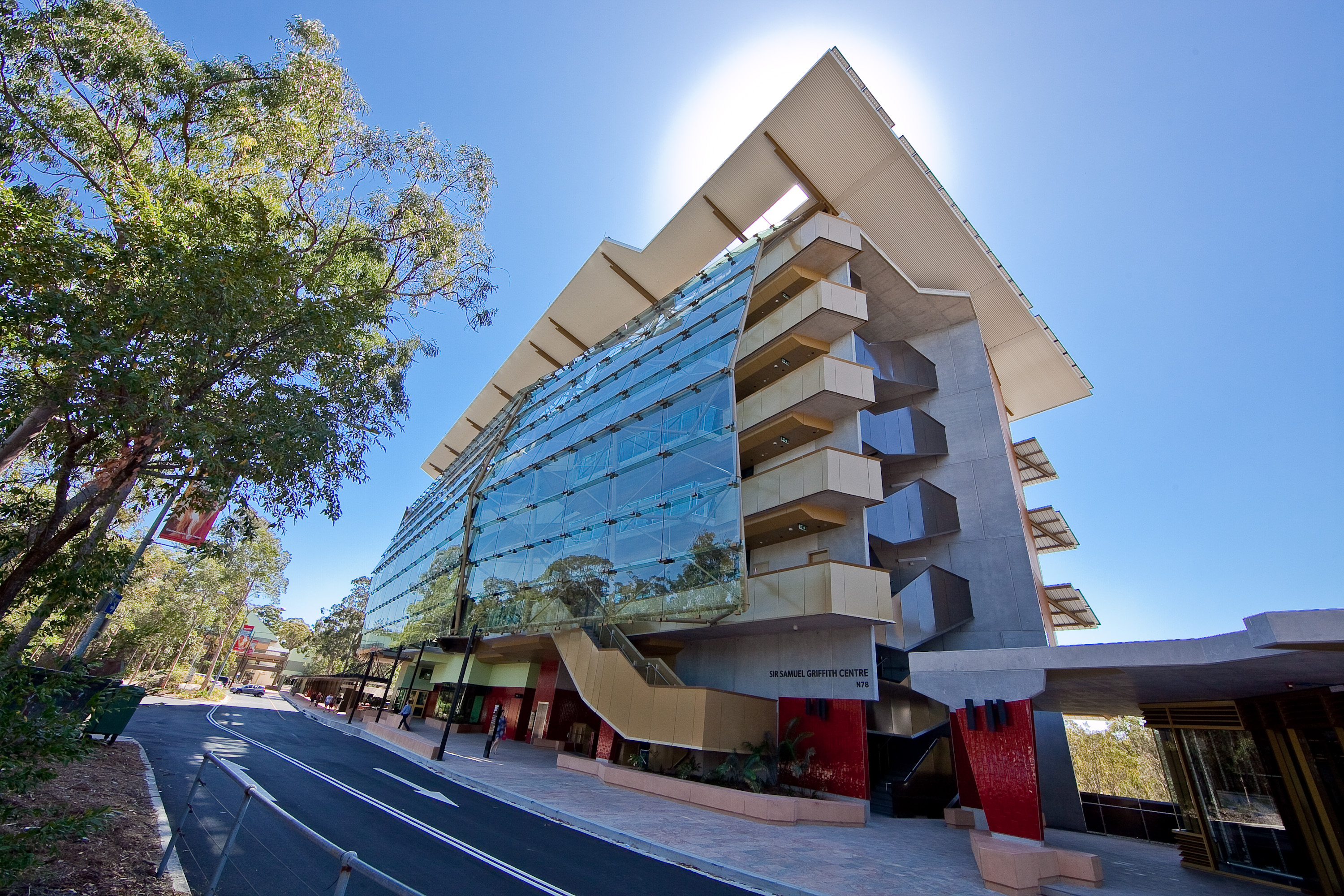 Griffith Nathan Campus