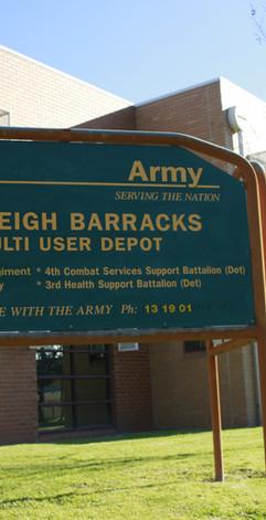 Oakleigh Barracks