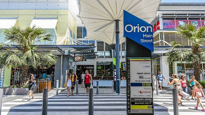 Orion Shopping Centre Stage 2