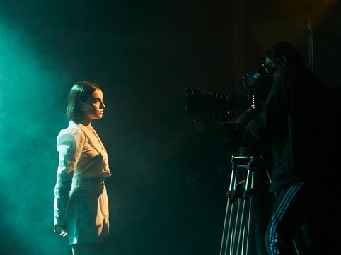 "VIDEOCLIP ""Por tí"" - Marta Sangó"