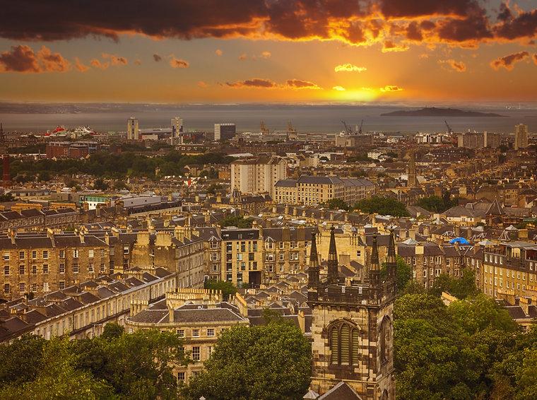 Leith district of Edinburgh at dusk.jpeg