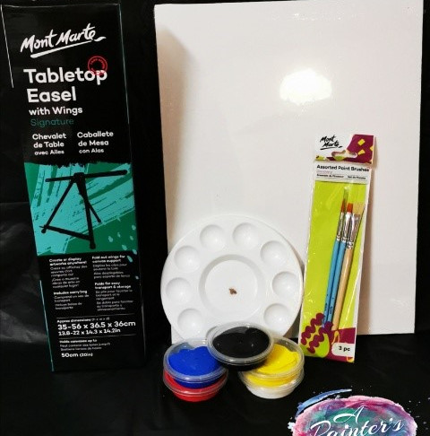 Painting Art Kits Now Online!