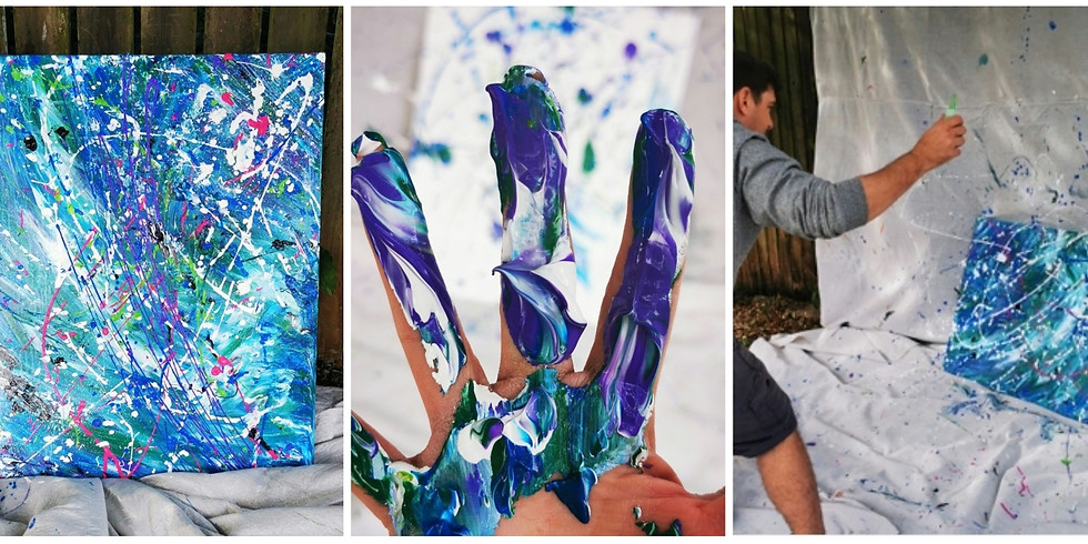 Paint Throwing