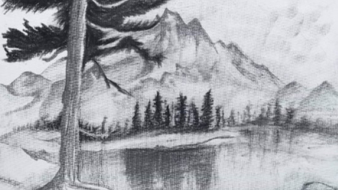 Charcoal Mountains