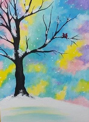 Colour Skys