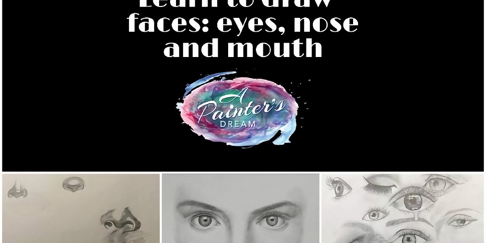 Learn to Draw Basic Facial Features